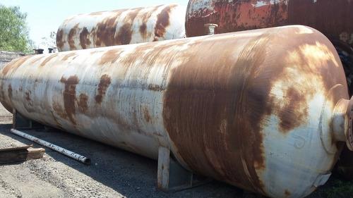 tanques de acero para diesel o agua