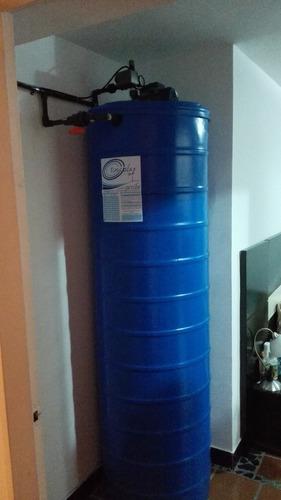 tanques de agua cilíndrico sistema completo para apto env