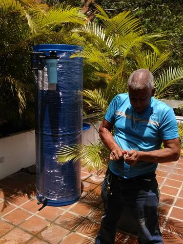 tanques de agua con bomba 1/2 hp listos para instalar