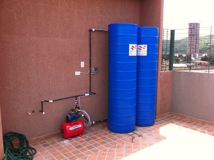 Tanques de agua instalacion y mantenimiento bs 500 00 for Criadero de cachamas en tanques