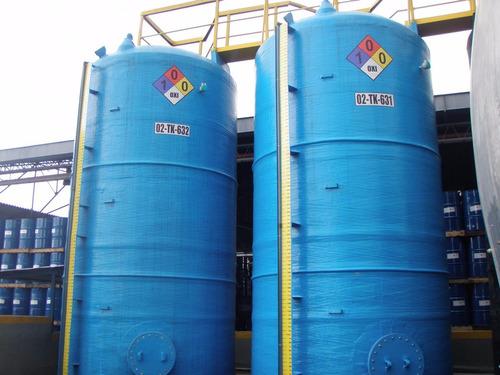 tanques de almacenamiento en fibra de vidrio