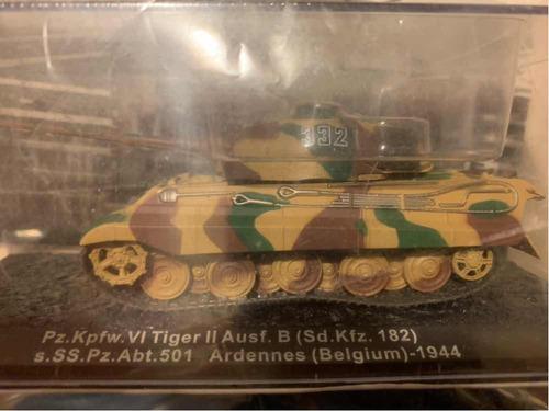 tanques de la segunda guerra mundial- fascículo 1