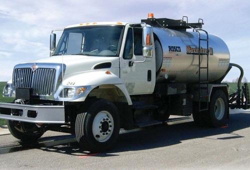 tanques de riego asfaltico - tanque regador de asfalto
