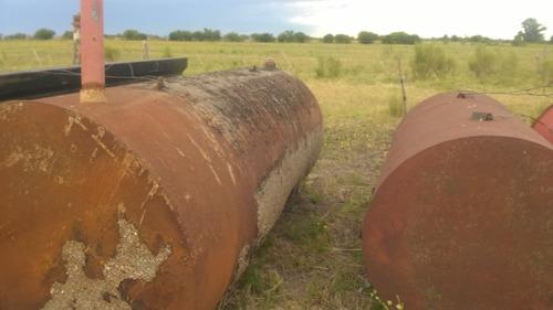 tanques distintos tamaños