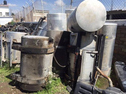 tanques para diesel fierro y aluminio