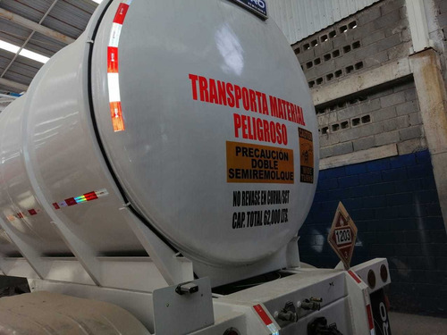 tanques pipas 31,000 lts acero inoxidable gasolina o diesel
