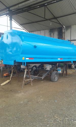 tanques pipas para agua nuevos de 10,000 lts  damarti