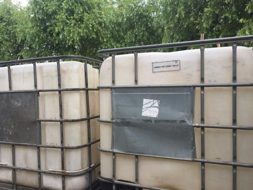 tanques plasticos 1000 litros  alquilo con tapon y canilla
