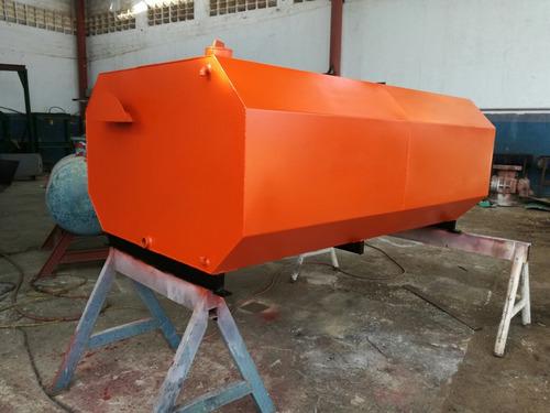 tanques prefa  cisternas / estaticos para cualquier servicio