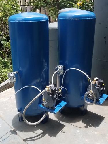 tanques pulmones hidroneumaticos