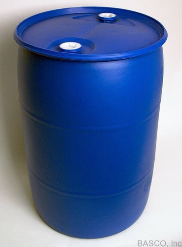 tanques / tambores plásticos de 55 galones ( 200 litros)