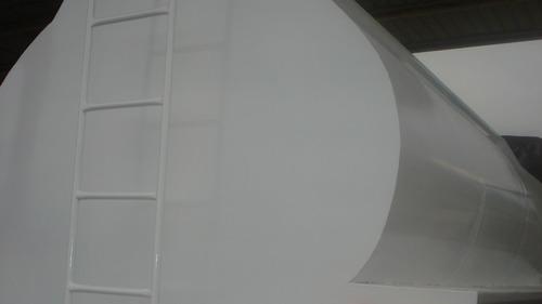 tanques tipo pipa, fabricación e instalación