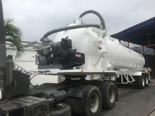 tanques vacuum para 160 bls (barriles)