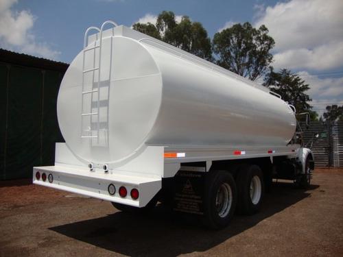 tanques y pipas para agua desde 3,000 has 22,000 lts.