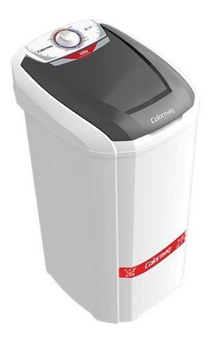 tanquinho-lavadora de roupas colormaq lcb10 10 kg com 5 prog