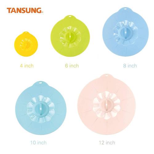 tansung tapas succión silicona , cubierta alimentos para ol