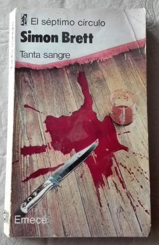 tanta sangre - simon brett