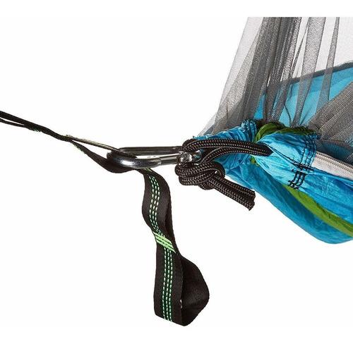 tantalistic llc hamaca doble con mosquitera  incluye 2 c