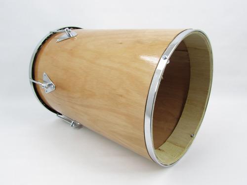 tantan 70x14  madeira - f.cromada - animal - forte musica