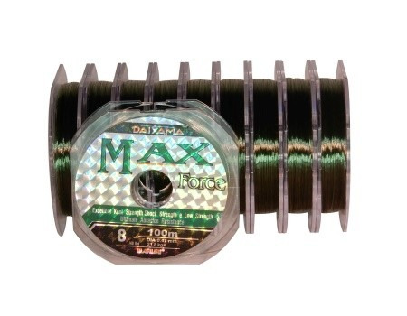 tanza max force 0.33 mm