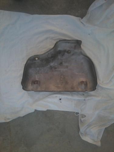 tapa aluminio disipadora de calor, motor kia carens 1.8