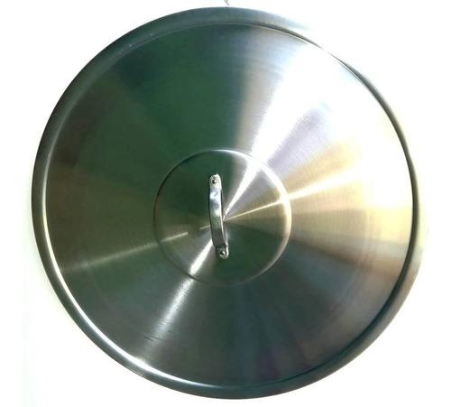 tapa aluminio reforzada n°36