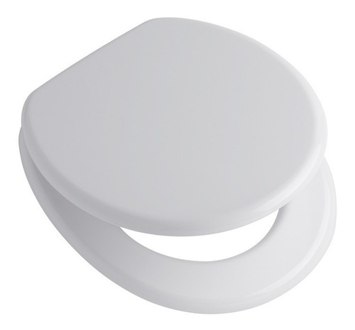 tapa asiento de inodoro ferrum andina polipropileno blanco