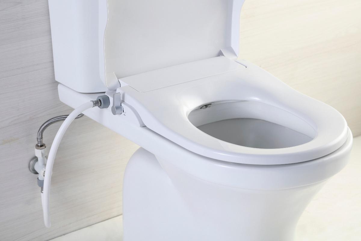 Tapa Asiento Inodoro Marina Con Bidet Incorporado Ferrum 2 500  ~ Como Limpiar El Fondo Del Inodoro