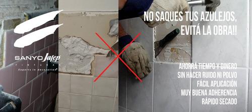 tapa azulejos antihongo 1,5k 25% off sgda unid envío gratis*