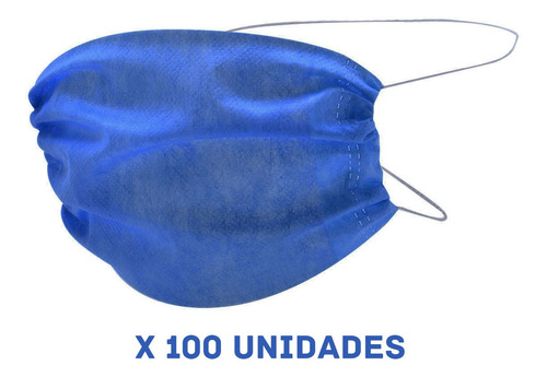 tapa boca y nariz x100 mascara protectora facial barrera
