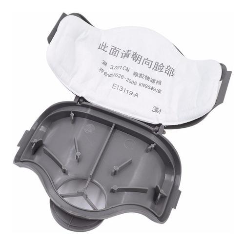 tapa bocas industrial 3m mascara proteccion polución !!!