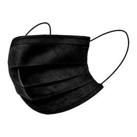 Tapa Bocas Negro Por Caja 50 Unidades