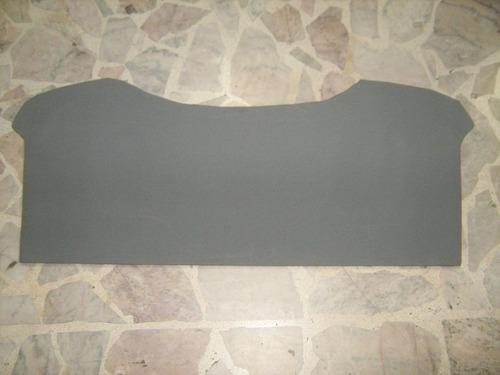 tapa bocinas trasera lupo 03-07 color gris