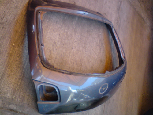 tapa cajuela puerta trasera m3 hb 2006-2009