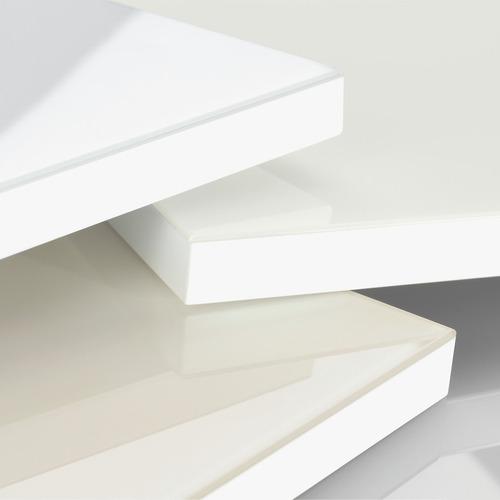 tapa canto color blanco alto brillo 22mm x 0.45mm ( 2 mtrs)