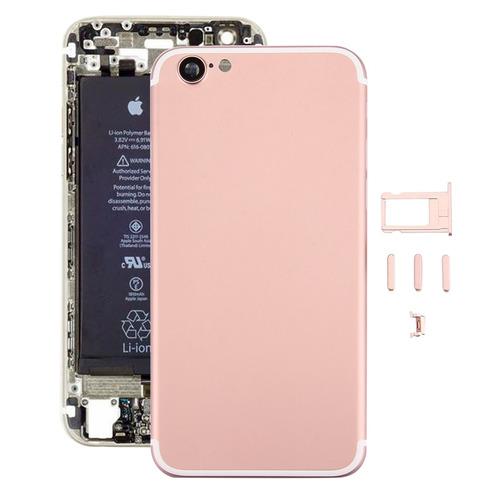 tapa carcasa 5 1 cubierta full metal para iphone 7 6 que sw