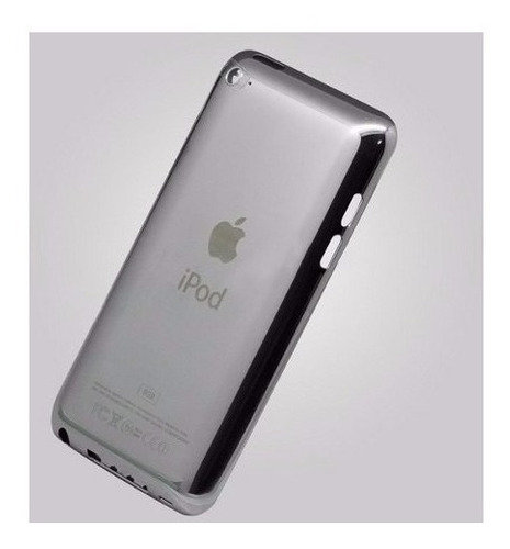 tapa carcasa ipod touch 4g usb mp3 apple original gb sd 3g