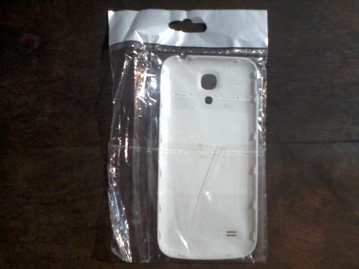 b89ec1f00ef Tapa / Carcasa Trasera Samsung Galaxy S4 Mini I9190 Original - $ 150 ...