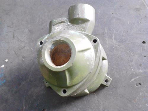tapa carcaza para bomba de agua 3/4 hp nueva !!!