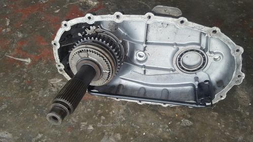 tapa casco trasera transfer silverado mecánico manual