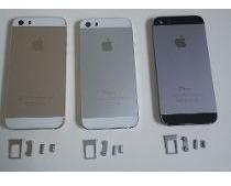 00163b6c0e4 Tapa Tracera Para Iphone 5 S - Celulares y Telefonía en Mercado Libre México