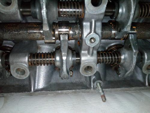 tapa cilindro bmw e30 318i con leva de luciano