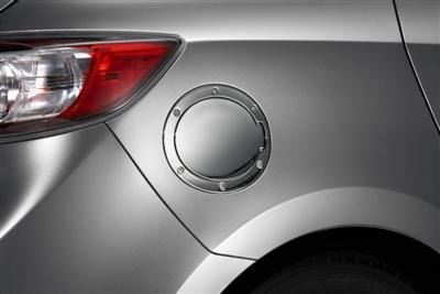 tapa combustible aluminio mazda 3 sport 2009-2011