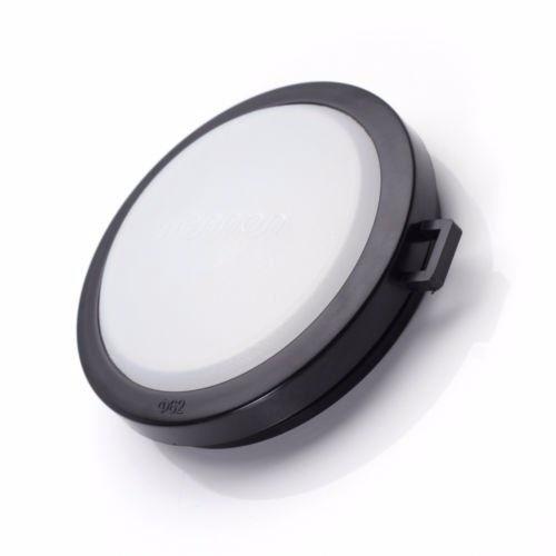 Tapa para balance de blancos de 67 mm para c/ámara r/éflex digital y videoc/ámara digital Mennon