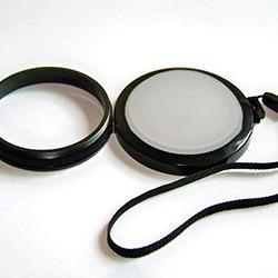 tapa correctora balance de blancos ajuste de blancos 55 mm