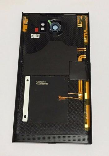 tapa - cubierta blackberry priv - pedido