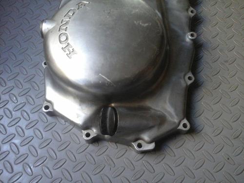 tapa cubierta de clutch  moto honda shadow vlx 600 año 96