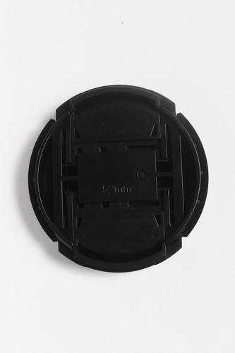 tapa de 55 mm para lentes canon