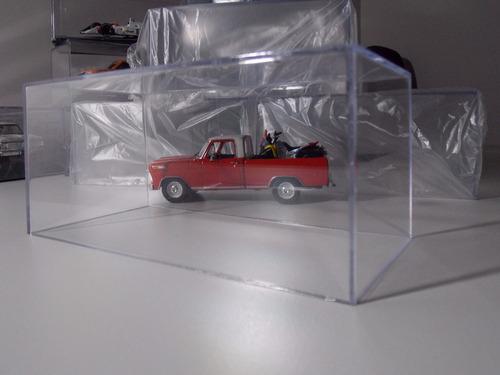 tapa de acrilico 1/43 autos inolvidables salvat x 60unidades