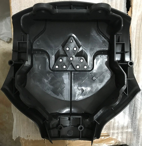 tapa de airbag piloto mitsubishi l200 g2 outlander lancer